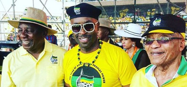 ANC DJ Sbu